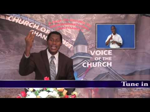 Jesus Yes Part 2, Minister Abraham Monney, Church of Christ,Ghana 26 7 2015