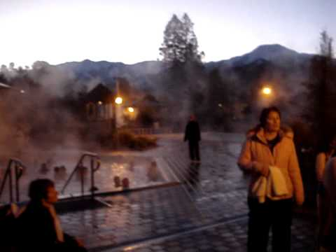 Hanmer Hot Pools