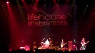Lifehouse @ Idaho Center 4/23/10