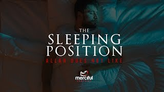 Download Lagu THE SLEEPING POSITION ALLAH DOES NOT LIKE! Gratis STAFABAND