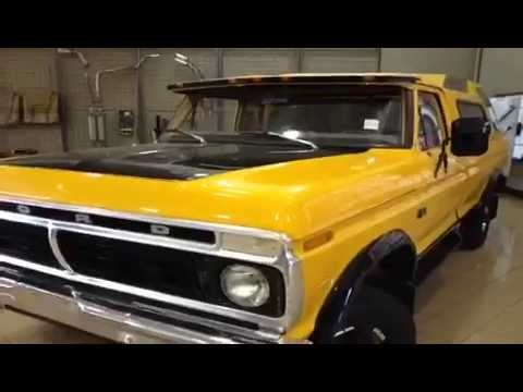 Sherwood Park Ford >> 1976 Ford F-250 2 Door Pickup for sale at Sherwood Park Toyota Scion - YouTube