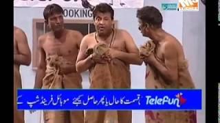 Umer Sharif And Saleem Afridi - Yeh To House Full Hogaya_clip9 - Pakistani Comedy Stage Show
