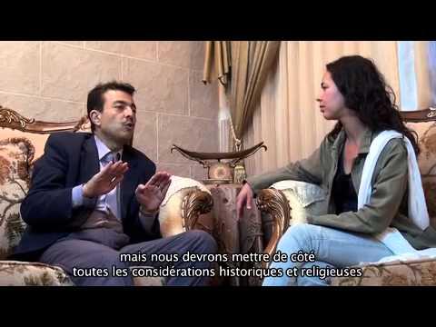 Leila Ghandi en Palestine - Le Film.