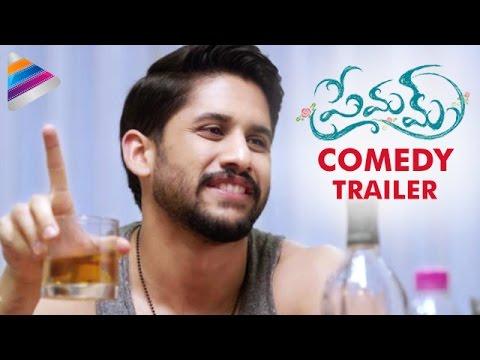 Premam Comedy Trailer | Naga Chaitanya | Shruti Haasan | Modonna | Latest Telugu Movie Trailer