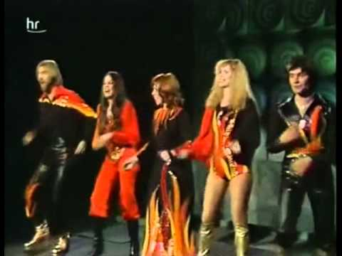 ESC Germany 1976 - Love Generation - Thomas Alva Edison