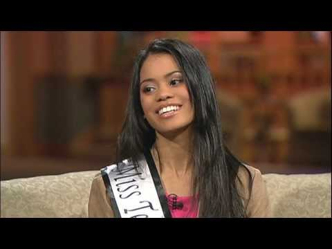 """Miss Teen Ontario--World 2012"" Sacha Stewart"