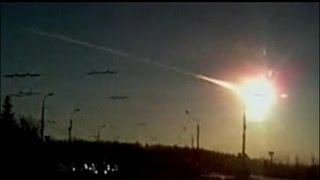 Meteor Impact In  Russia Feb. 15th 2013