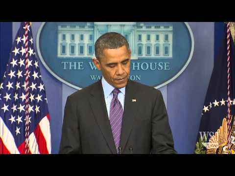 President Obama Mourns the Death of Nelson Mandela