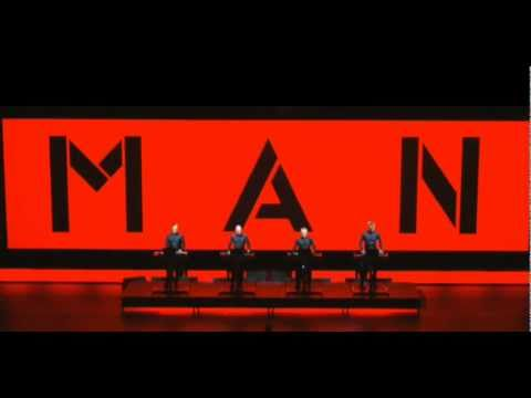 Kraftwerk - The Man Machine - Wolfsburg 2009