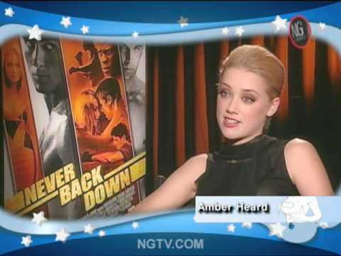 Boy's and Girls, it's time for another exclusive and uncensored episode of NO GOOD TV's Up Close with Carrie Keagan. On this episode Carrie gets together with the cast of Never Back Down!...