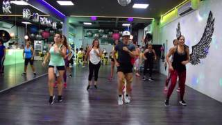 Download Lagu El Baile del Tao - Mista Jams by Cesar James / Zumba Cardio Extremo Cancun Gratis STAFABAND