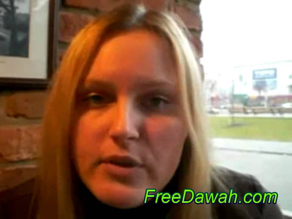 Woman Converted To Islam Ukrain 18