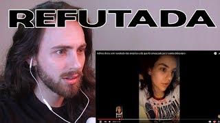REAGINDO A KÉFERA vs BOLSONARO