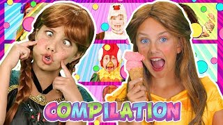 Silly Princess Compilation | Funpop!