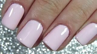 How I Do Gel Nails At Home Short Nails