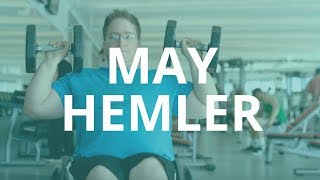 May Hemler and the Power of Larger Than Life Portraits at Hampshire College