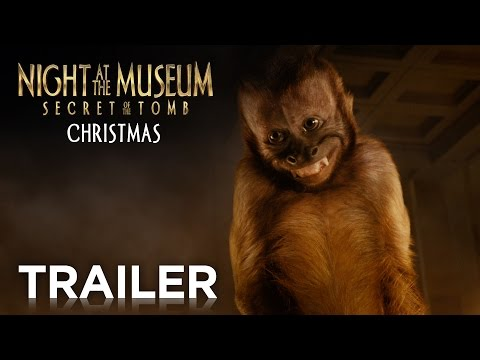 Night At the Museum: Secret of the Tomb | Official Trailer | FOX Family