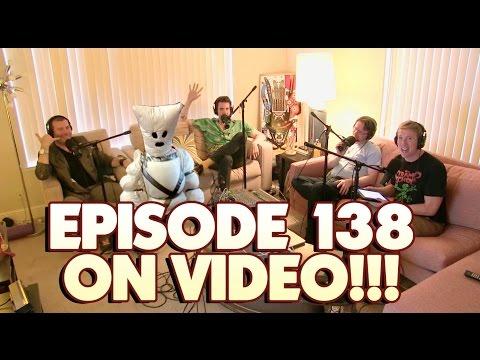 The Comedy Button: Episode 138