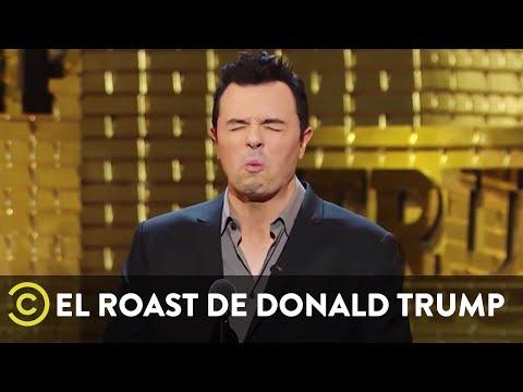 El Roast de Donald Trump - Seth MacFarlane