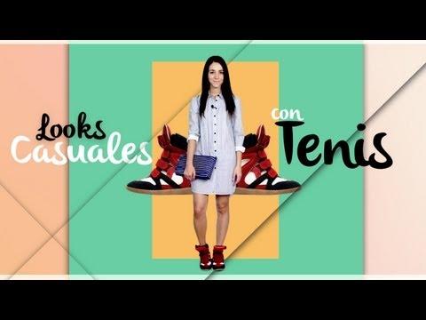 Tenis Para Looks Casuales