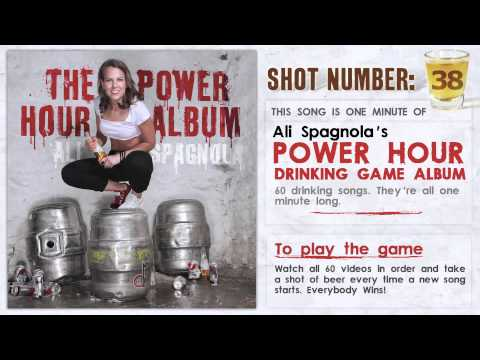 Power Minute Drinking Game Power Hour Drinking Game
