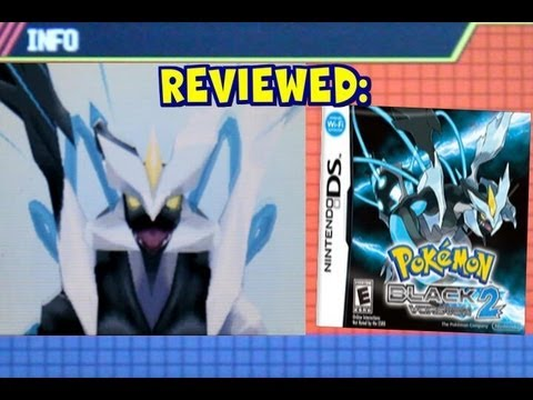 Reviewed: Pokemon Black 2