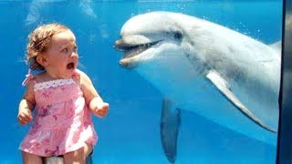 LAUGH SUPER HARD with SUPER FUNNY KIDS - Funny BABY & KID FAIL compilation