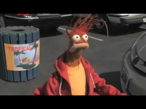 Pepe The King Prawn - Drive Thru - Drive Through.flv Video