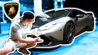 I PAID $1,000 FOR THIS LAMBORGHINI!