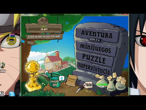como descargar plantas vs zombies en español version completa (portatil)