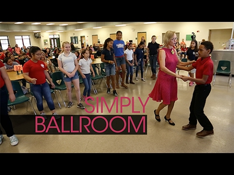 Simply Ballroom at Highlands Grove Elementary