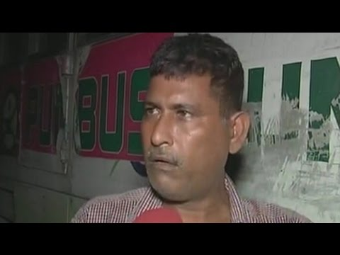 Gurdaspur bus driver, fired at, delivered passengers to safety