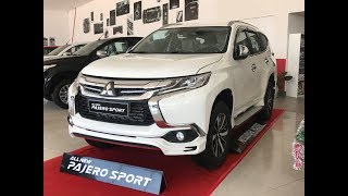 New 2018 Mitsubishi Pajero Sport | Full Review