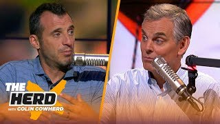 Doug Gottlieb defends OBJ's off-field persona, Belichick's team-building process | NFL | THE HERD