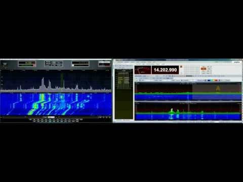 PowerSDR Vs SDR-Console 19JUL11.avi
