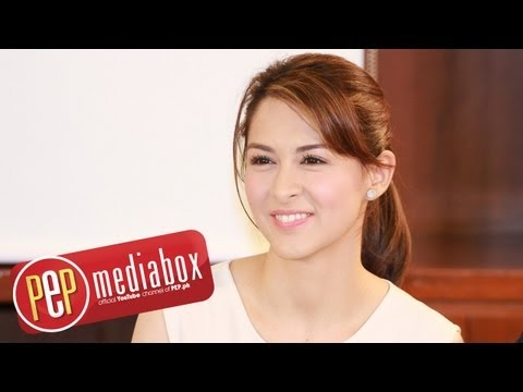 "Marian Rivera on stepping foot inside ABS-CBN for the first time: ""Ang saya saya ko makapunta dito!"""