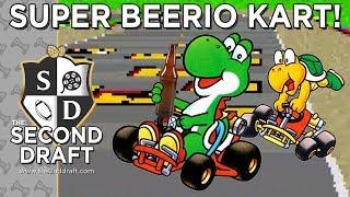 Super Beerio Kart! (Mario Kart)