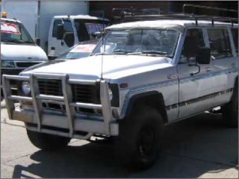 1980 NISSAN PATROL DELUXE (4x4) - West Footscray VIC