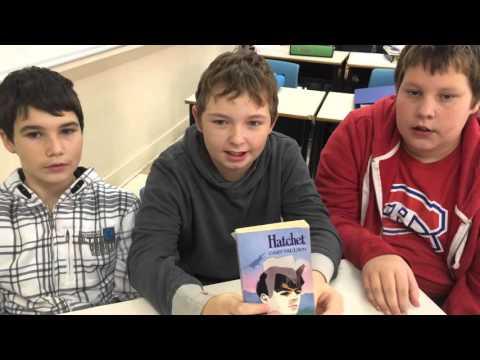 Birchwood Book Talks: Hatchet