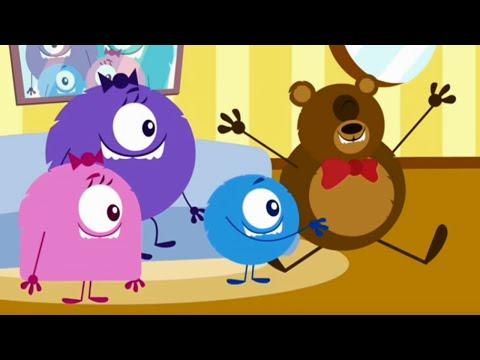 Твой друг Бобби - День рождения -  мультфильмы детям - серия 53