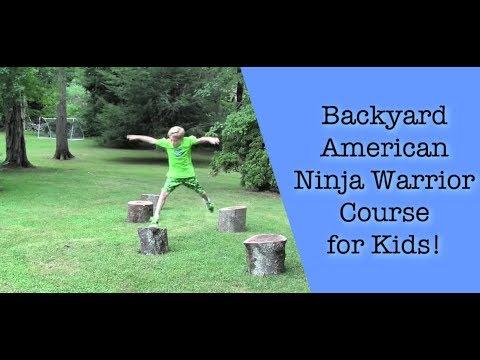 Simple ninja warrior training video