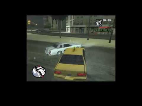 Gta San Andreas - Cj se compra un coche-Loquendo