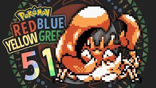 Pokémon Red, Blue, Yellow, and Green [51] - The Life of Trainer