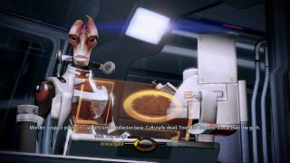 Mass Effect 2 - Mordin the scientist Salarian