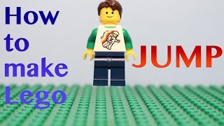 How to make Lego Hop Skippity Jump - Masking tutorial - Photoshop Elements 14