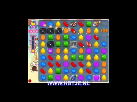 Candy Crush Saga level 111 to 125