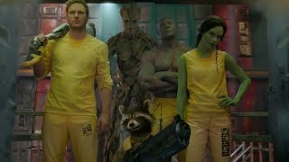 LOS GUARDIANES DE LA GALAXIA - Trailer #2 Español Latino - FULL HD
