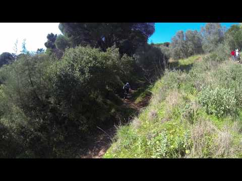 Downhill Antenas Palmela 2013 #3 GoPro Hero 3 Black Edition