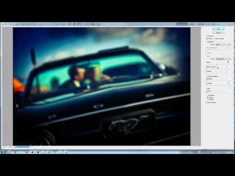 The Ultimate Lomo Effect Photoshop Tutorial – Creating Lomography from Digital Photography