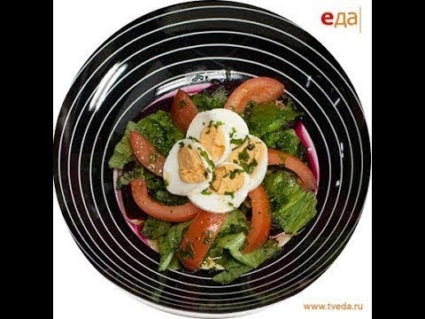 Красивая подача Французского салата из свёклы / от шеф-повара / Илья Лазерсон / Мировой повар